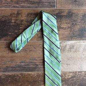 Nautica Men's Tie 100% Silk